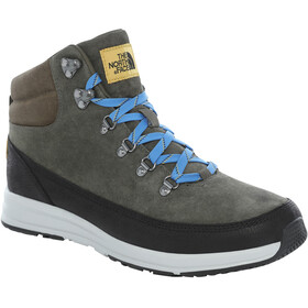 The North Face Back-To-Backeley Redux Remtlz Lux Zapatillas Hombre, new taupe green/tnf black